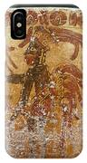 Mayan Priest 700-900 Ad IPhone Case