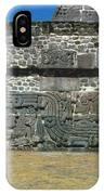 Mayan Pyramid, C450 A.d IPhone Case