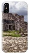 Mayan Ruins 1 IPhone Case