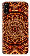 Mayan Sun God IPhone Case