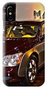 Maybach Limo IPhone Case