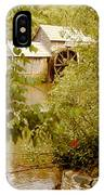 Mabry Mill 3 IPhone Case