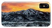 Mayflower Sunset IPhone X Case