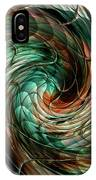Mayhem Swirl Behind The Safety Net Catus 1 No. 1 H A IPhone Case