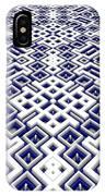 Maze Pattern IPhone Case