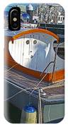 Mb 172 Epic Lass In Darling Harbour IPhone Case
