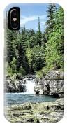 Mcdonald Creek 1 IPhone Case