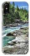 Mcdonald Creek 2 IPhone Case