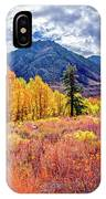 Mcgee Creek Majesty IPhone Case