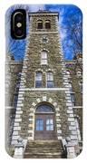 Mcgraw Hall - Cornell University IPhone Case