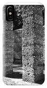 Mcintosh Sugar Mill Tabby Ruins 1825  IPhone Case