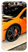 Mclaren 12c Coupe IPhone Case