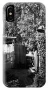 Mclaughlin Gate IPhone Case
