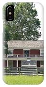 Mclean House Appomattox Court House Virginia IPhone Case