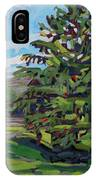 Mcmichael Spruce IPhone Case