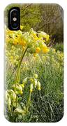Meadow Cowslip IPhone Case