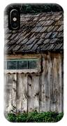 Meadow Shelter IPhone Case