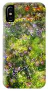 Meadowstars In Manx IPhone Case