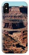 Meander Overlook - Dead Horse Point - Panorama IPhone Case