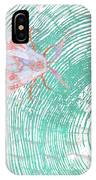 Meandering Moth IPhone Case