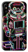 Mechanical Mighty Sparking Robot IPhone Case