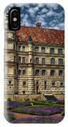 Mecklenburg Palace IPhone Case