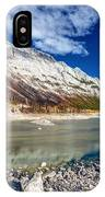 Medicine Lake Jasper IPhone Case