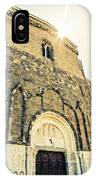 Medieval Abbey - Fossacesia - Italy 5 IPhone Case