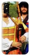 Medieval Minstrels IPhone Case