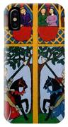 Medieval Scene IPhone Case
