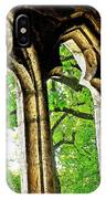 Medieval Triptych IPhone Case