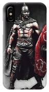 Medieval Warrior - 13 IPhone Case