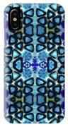 Mediterranean Blue  IPhone Case