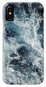 Mediterranean Sea Art 117 IPhone Case