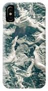 Mediterranean Sea Art 55 IPhone Case