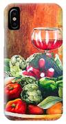 Mediterranean Table IPhone Case