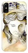 Meditrina Goddess Of Wine IPhone Case