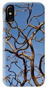 Medusa Limbs Reaching For The Sky IPhone Case