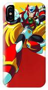 Mega Man X IPhone Case
