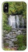 Meig Falls 7 IPhone Case