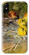 Mela Calville Giovanni Boldini IPhone Case
