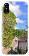 Melbourne Hall Mill - Derbyshire IPhone Case