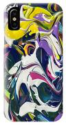 Melting Into The Eyes Of A Daydreamer IPhone Case