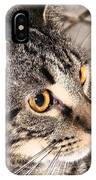 Melvin The Wondercat IPhone Case