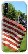 Memorial Day Tribute IPhone Case