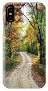Country Roads IPhone X Case
