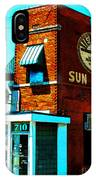 Memphis Sun Studio Birthplace Of Rock And Roll 20160215sketch IPhone Case
