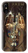 Men Are From Mars Gold IPhone Case
