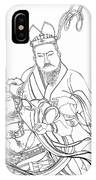 Men Of The East IPhone Case