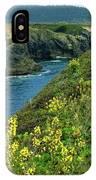 Mendocino Headlands IPhone Case